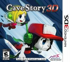 Cave Story 3D - Nintendo 3DS NTSC  English Version NEW