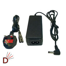 Para Hp Compaq Mini Cargador 110-1000 210-2000 210-3000 Mini Laptop + Cable De Red