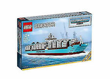 LEGO Creator Maersk Line Triple-E (10241) NEW NIB sealed Retire ship boat gift