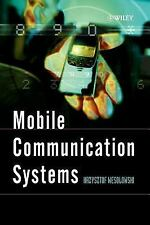 Mobile Communication Systems International Edition