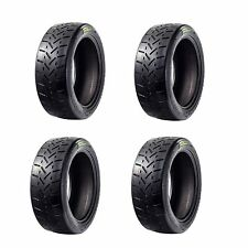 4 x Maxsport RB5 Rally Tarmac Tyres 185/55/R15 Medium 1855515 - List 1B