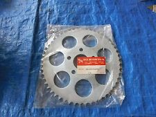 NEW 51 TOOTH REAR SPROCKET HARLEY DAVIDSON FL FX SHOVELHEAD 1973-1984. 41470-73