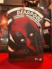 Nueva marca HOT TOYS MMS347 Deadpool Raro En Stock Ryan Rey Sideshow COLLECTIBLES