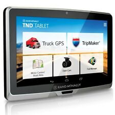 "New Rand McNally IntelliRoute TND Tablet 70 7"" Truck GPS & Android Tablet"