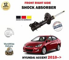 FOR HYUNDAI ACCENT RB 1.4 1.6 2010-> 1X FRONT RIGHT SIDE SHOCK ABSORBER SHOCKER