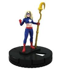 Stargirl (022) DC HeroClix M/NM with Card Justice League Trinity War