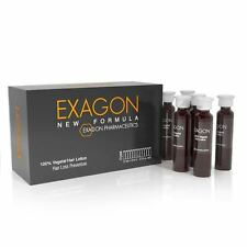 EXAGON Hair Loss Treatment Lotion with Plant Placenta