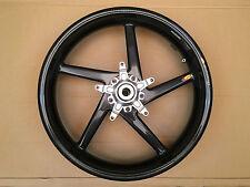 YAMAHA R1 RN12 RN19 RN22 BST Carbon Fiber Felge Vorderrad Rad Front Wheel 2004-