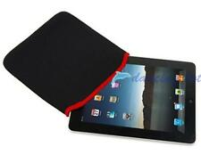 "New Generic Black Neoprene Sleeve Case Bag For Google Nexus 7"" 7 Inch Tablet DH"