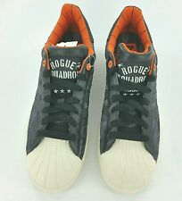 Mens STAR WARS ADIDAS SUPERSTAR II ORIGINALS ROGUE SQUADRON 10.5 Go by Pictures