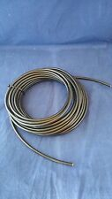 TRAM BROWNING TRAMFLEX RG8X 95% SHEILDED 100FT COAX CABLE CB,HAM,SCANNER BLACK