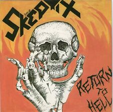 "THE SKEPTIX Return To Hell  1983 UK 7"" vinyl single EXCELLENT CONDITION"