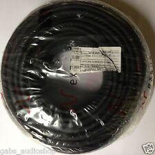 Gummikabel TITANEX H07RN-F, Lautsprecherkabel  4 x 2,5 mm², 50 Meter (€ 1,76/m)