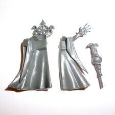 Warhammer Age Of Sigmar Empire Hurricannum Light Wizard Cloak & Staff - Y062