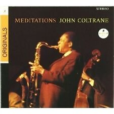 JOHN COLTRANE - MEDITATIONS  CD NEU