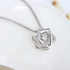 1Pc Women Six Mans Star Pendant Necklace Clavicle Chain Jewelry Accessories