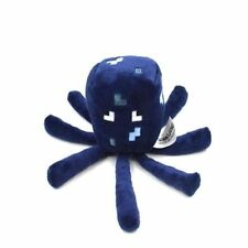 "Minecraft Squid Plush Toy New 6"" Tall Stuffed Toy FAST USA Shipper"
