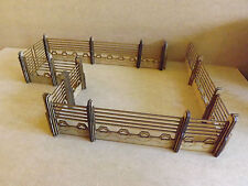 Fortified compound - terrain warhammer 40k wargame Infinity wargaming building