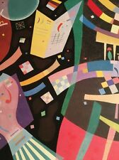 Wassily Kandinsky / Collection Of European Masters Poster