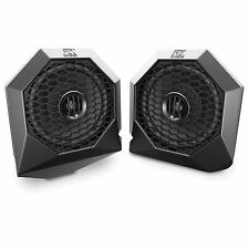MTX RZRPOD65 Polaris RZR Dash Mount All-Weather Speaker Pods