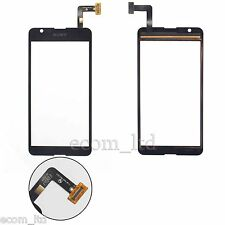 "Sony Xperia E4 E4G Black 4.7"" Digitizer Touch Screen Glass Pad 4.7 INCH"