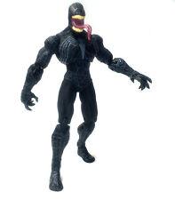 """MARVEL COMICS SPIDERMAN GRANDE 10 """"VENOM POSEABLE cattivo figura"""