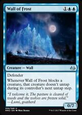 x4 Wall of Frost MTG Modern Masters 2017 M/NM, English
