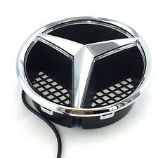 Illuminated LED Light Front Grille Grill Star Emblem for Mercedes Benz 2006-2013