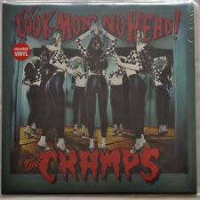 Cramps-Look Mom No Head!-'91 Psychobilly-NEW LP SEALED RED VINYL