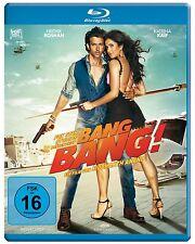 Bang Bang! (Hrithik Roshan) Bollywood Blu-ray Disc NEU + OVP!