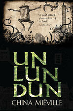 Un Lun Dun by China Mieville (PaperbacK) New Book