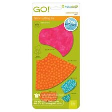 AccuQuilt Go! Fabric Cutter Die - Sunbonnet Sue