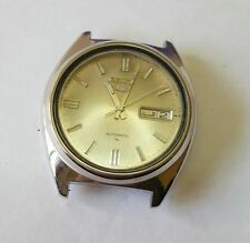 VINTAGE Seiko 5 Automatic Day/Date, Japan, used. (SR-262)