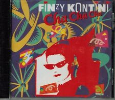 "FINZY KONTINI ""CHA CHA CHA"" ZAMBELLI BROS SCOTCH ITALO DISCO CD 1987 JAPAN"
