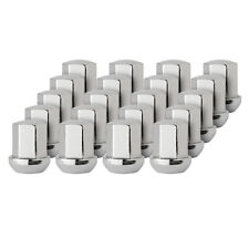 20 Chrome Lug Nuts for Porsche 911 928 968 - Replaces 99918200336 999-182-003-36