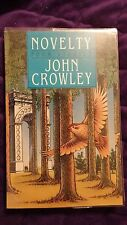 Novelty - Four Stories by John Crowley 1989 SC First Edition