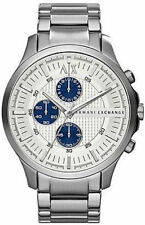 Armani Exchange Chronograph Watch, Stainless Steel Bracelet,    AX2136