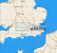 C-Map NT+ M-EW-C039 LOCAL C-CARD Chart THAMES and MEDWAY