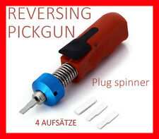 *** Plug spinner reversing Pickgun Pickset Schlüssel Dietrich Schloss lock pick