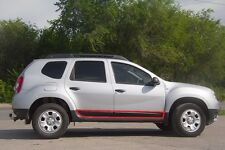 Side protection moldings kit for Dacia Renault Duster