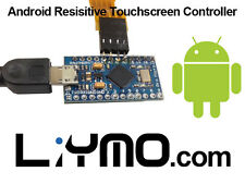 Controlador USB con pantalla táctil Android Resistive HID Plug and Play Coche PC Touch
