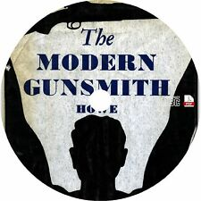 Modern Gunsmith - Vintage Gun Repair - 2 Volumes - Book on CD