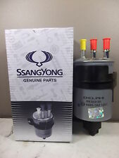 GENUINE SSANGYONG REXTON SUV 2.7L TURBO DIESEL ALL MODEL FUEL FILTER