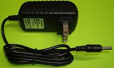 Heavy Duty 5V 2A 3.5mm AC Wall Charger for Nextbook Flexx 11 NXW116QC264 Tablet