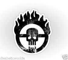 Mad Max Fury Road Skull Glory Sticker decal car laptop