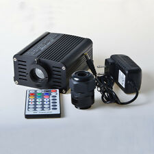 16 Watt RGBW LED Fiber Optic Illuminator Remote Control