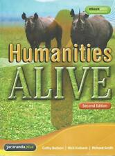 Humanities Alive 1.  2 Ed  EBook PLUS