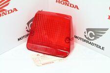 Honda MBX 50 80 Rücklichtglas Eckig Original Neu NOS