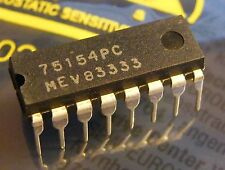 10x 75154PC Quad Differenziale Line Ricevitore, MEV