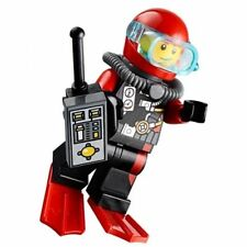 LEGO Minifig DEEP SEA DIVER Remote Control Walkie Talkie City 60091 NEW
